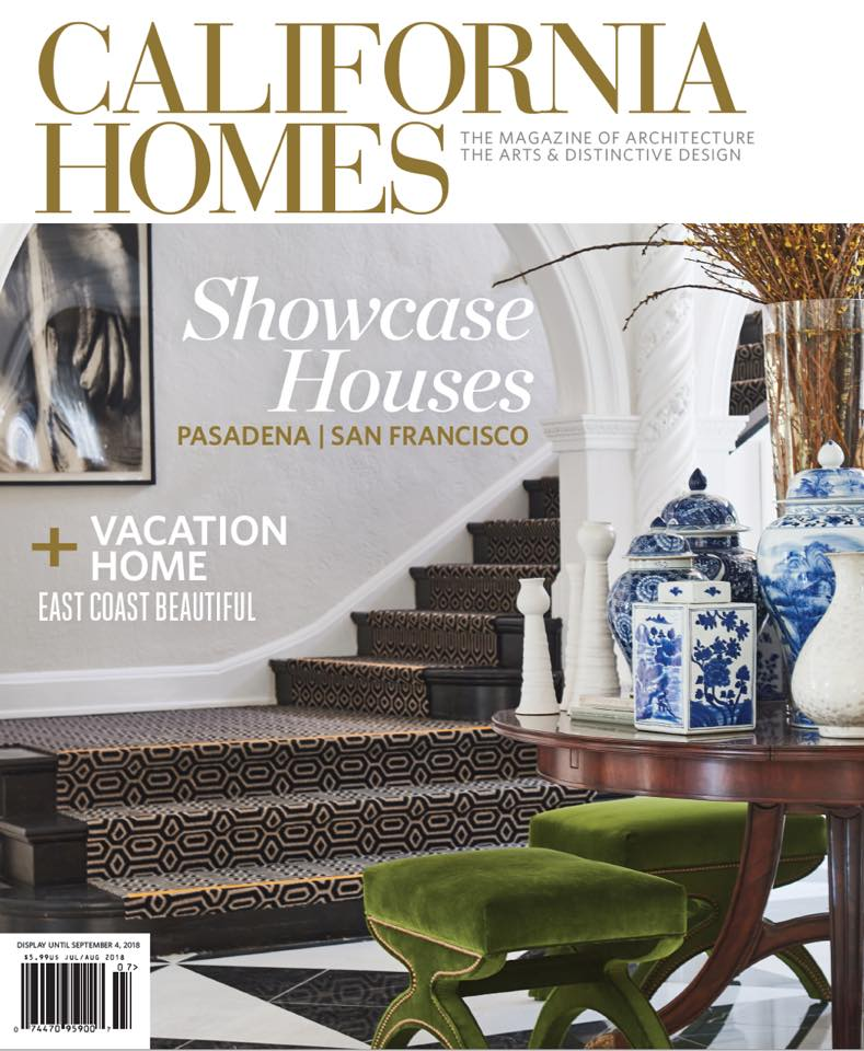 Ca homes cover